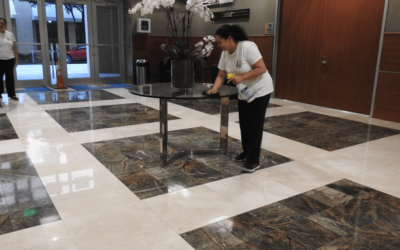 Janitorial Cleaning Services Lead To A Healthier Work Environment
